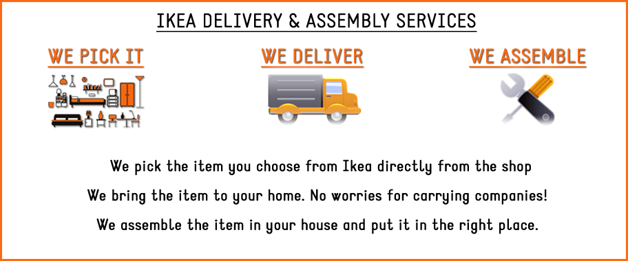 IKEA Delivery & Assembly Services