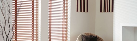 How to install wooden blinds